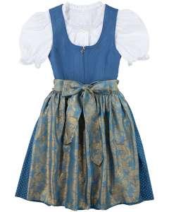 Regina Mädchen-Dirndl mit Bluse und Schürze von Deiser Turi Landhaus