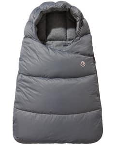 Daunen-Kinderwagensack von Moncler
