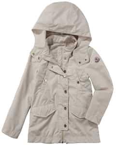 Mädchen-Jacke von Moncler
