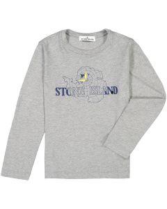 Jungen-Longsleeve von Stone Island Junior ... 1858d5fe08