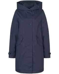 Iq berlin mantel blau