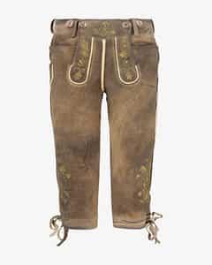 Nockerberg Trachten-Lederbundhose