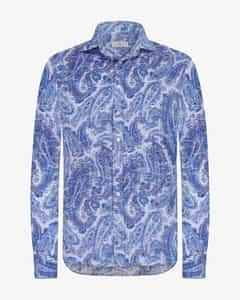 Tom Leinen-Hemd Regular Fit
