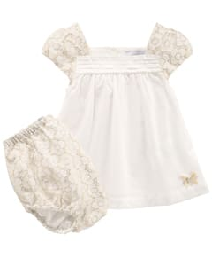 Baby-Kleid mit Windelhose