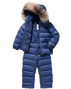 Kinder-Schneeanzug 2-teilig von Moncler
