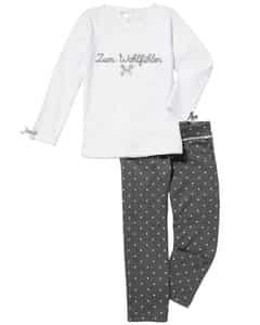 Mädchen-Pyjama von Louis + Louisa von Louis + Louisa