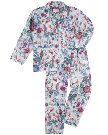 Derek Rose Mädchen-Pyjama