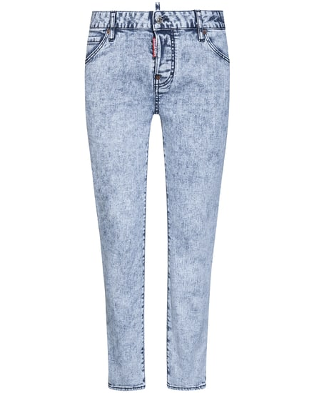 Dsquared2 Cool Girl 7/8- Jeans Cropped  bei LODENFREY München