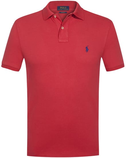 Polo Ralph Lauren Polo-Shirt Custom Fit