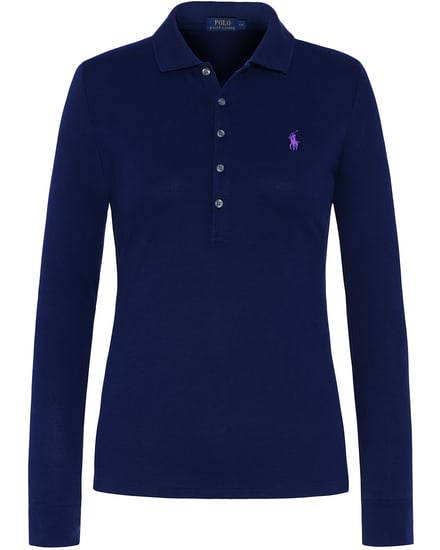 Polo Ralph Lauren Julie Langarm-Polo