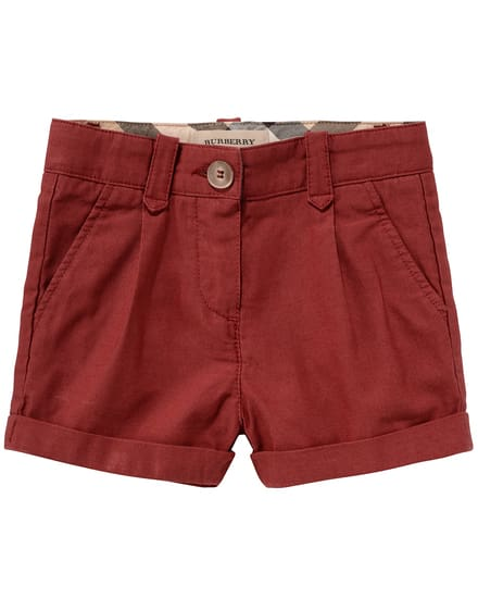 Baby-Shorts Burberry