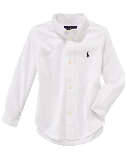 Polo Ralph Lauren Blake Jungen-Hemd (Gr. 2-4)