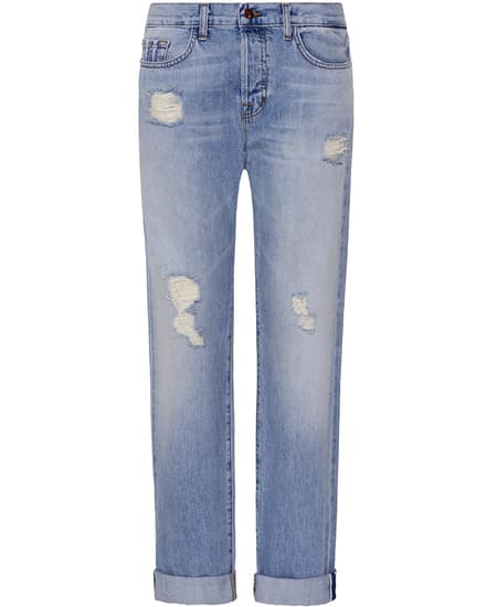 J Brand Johnny Oversized Boyfriend-Jeans