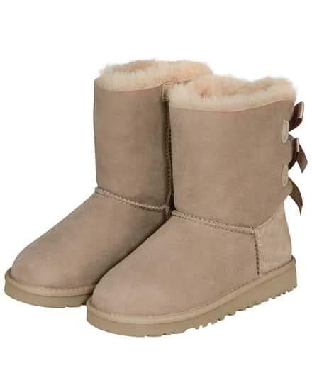 UGG Bailey Bow Mädchen-Boots