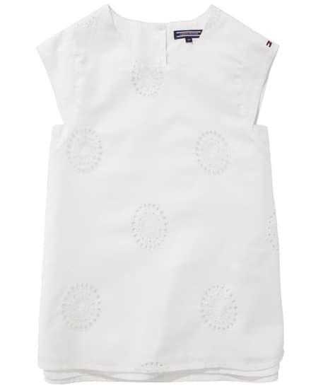 Tommy Hilfiger Circle Mädchen-Shirt