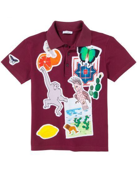 Dolce & Gabbana Jungen-Polo-Shirt