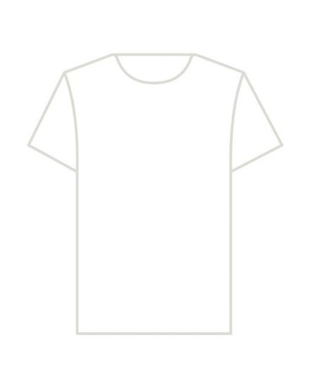 Hemisphere Leinen-T-Shirt
