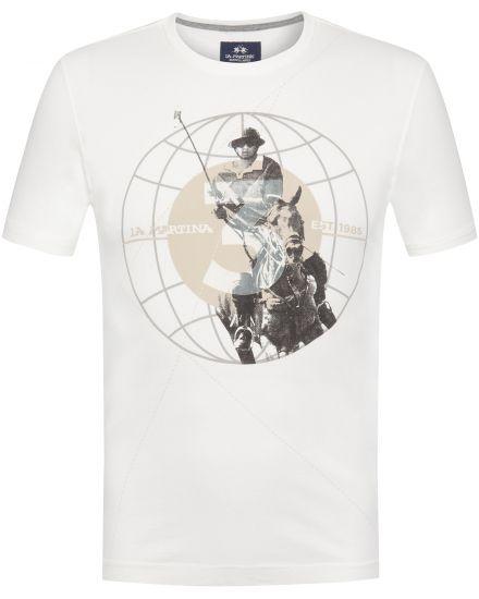 La Martina T-Shirt Regular Fit