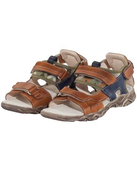 Momino Jungen-Sandalen