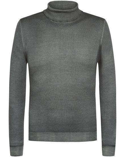 Gran Sasso Rollkragen-Pullover