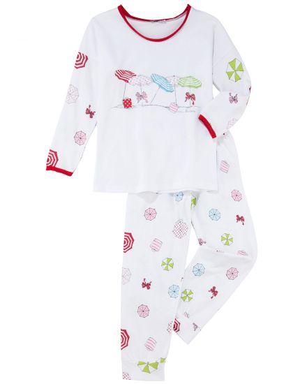 Sottocoperta Mädchen-Schlafanzug