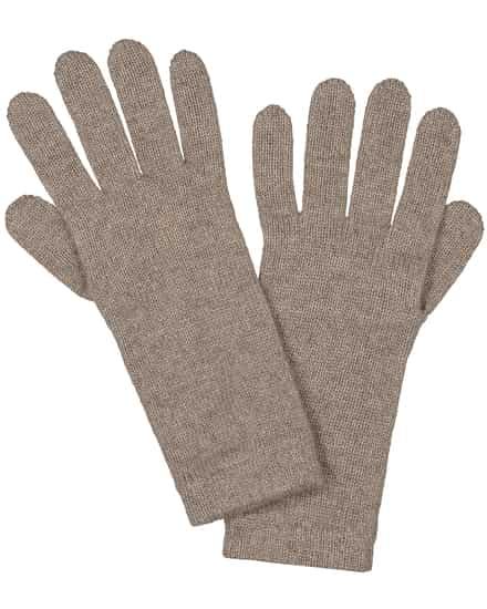 Handschuhe für Frauen - Johnstons of Elgin Cashmere Handschuhe  - Onlineshop Lodenfrey