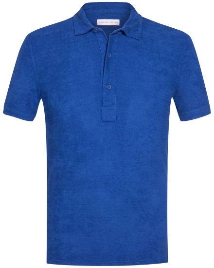Orlebar Brown Sebastian Frottee-Polo-Shirt