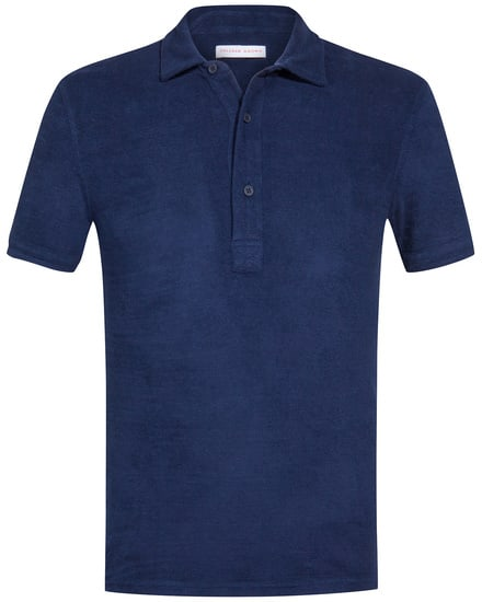 Orlebar Brown Sebastian Frottee-Polo-Shirt