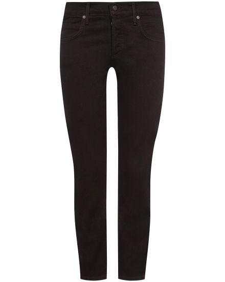 Citizens of Humanity Elsa Jeans Mid Rise Slim Fit Crop