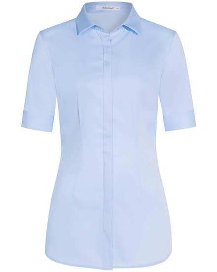 Oberteile für Frauen - Soluzione Hemdbluse  - Onlineshop Lodenfrey