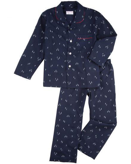Derek Rose Jungen-Pyjama