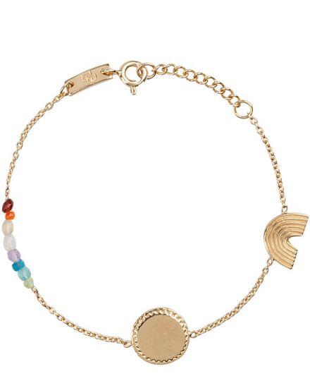 Lennebelle She's a Rainbow Mädchen-Armband