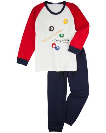 Sottocoperta Jungen-Schlafanzug