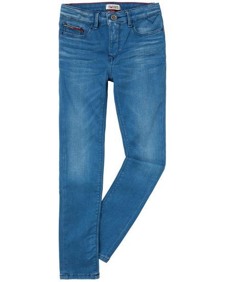 Tommy Hilfiger Santana Mädchen-Jeans Skinny
