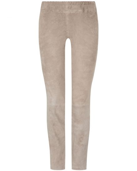 Arma Chateau Veloursleder-Leggings