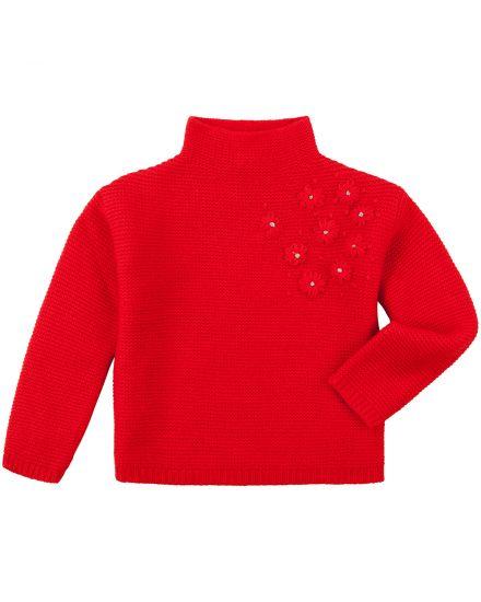 Il Gufo Mädchen-Pullover