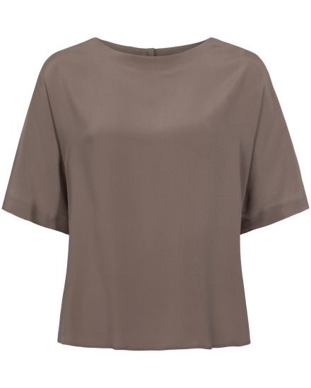 Off & Co Seidenbluse