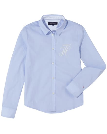 Tommy Hilfiger Mädchen-Bluse