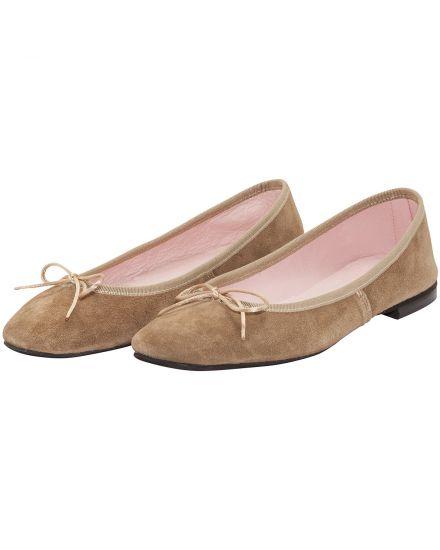 LODENFREY Trachten-Ballerinas
