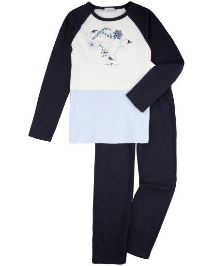 Story Loris Kinder-Schlafanzug