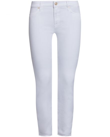 7 For All Mankind The Skinny Crop 7/8-Jeans
