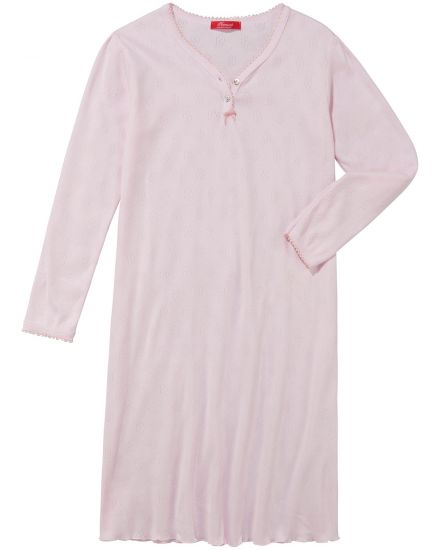 Hanssop Mädchen-Nachthemd