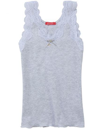 Hanssop Lace Mädchen-Unterhemd