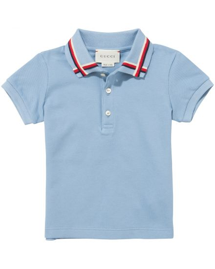 Gucci Baby-Polo-Shirt