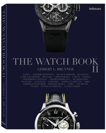 The Watch Book II Buch teNeues