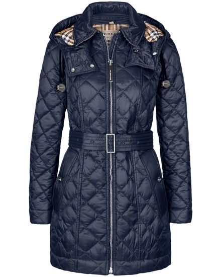 Burberry Baughton Steppmantel | Damen (XXL) | 00620164 003