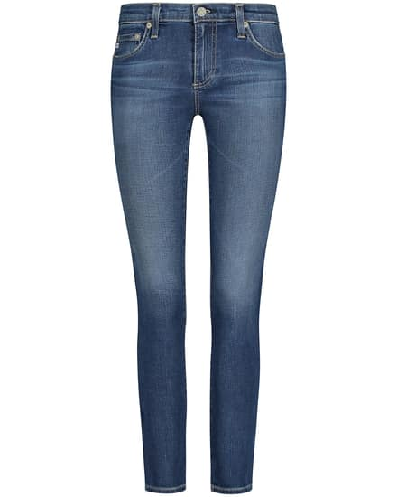 AG Jeans The Legging Ankle Jeans Mid Rise Super Skinny bei LODENFREY München