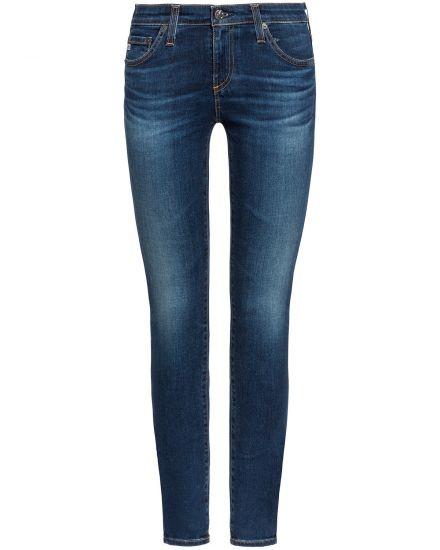 AG Jeans- The Legging Ankle Jeans Super Skinny Low Rise | Damen (28)