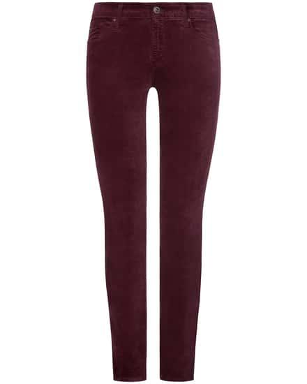 Hosen für Frauen - AG Jeans The Farrah Samthose High Rise Skinny  - Onlineshop Lodenfrey