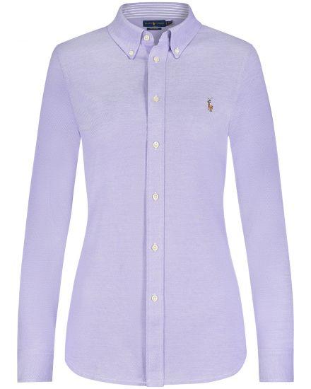 Oberteile für Frauen - Polo Ralph Lauren Hemdbluse  - Onlineshop Lodenfrey